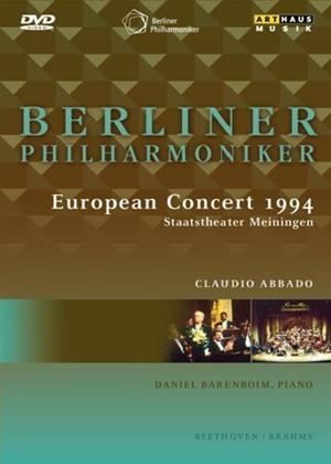 Rent Berliner Philharmoniker: European Concert 1994 Online DVD Rental