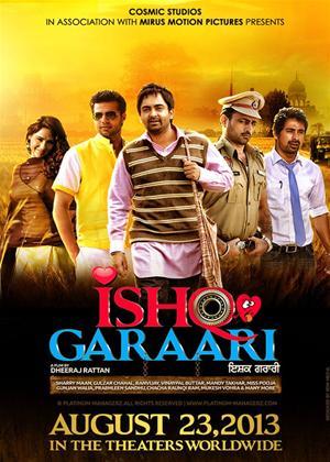 Rent Ishq Garaari Online DVD Rental