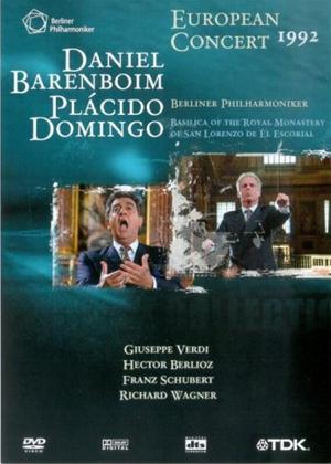 Rent European Concert 1992 Online DVD Rental