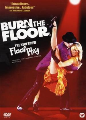Rent Burn the Floor: Floor Play Online DVD Rental