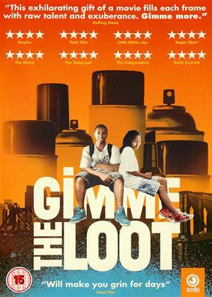 Rent Gimme the Loot Online DVD Rental