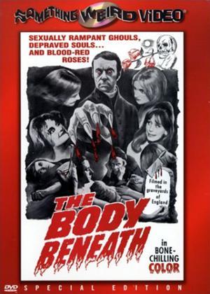 Rent The Body Beneath (aka Vampire's Thirst) Online DVD Rental