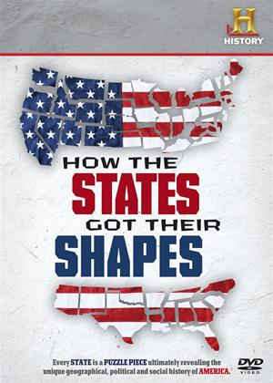 Rent How the States Got Their Shapes Online DVD Rental