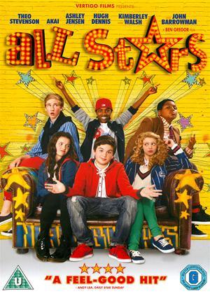 Rent All Stars Online DVD Rental