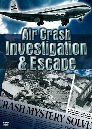 Rent Air Crash Investigation and Escape Online DVD Rental