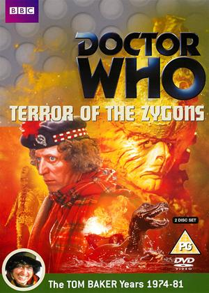 Rent Doctor Who: Terror of the Zygons Online DVD & Blu-ray Rental