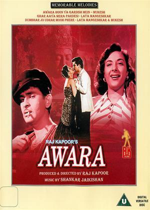 Rent Awara (aka The Tramp) Online DVD Rental