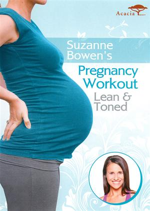 Rent Pregnancy Workout: Lean and Toned Online DVD Rental