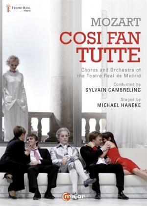 Rent Cosi Fan Tutte: Teatro Real De Madrid (Cambreling) Online DVD Rental