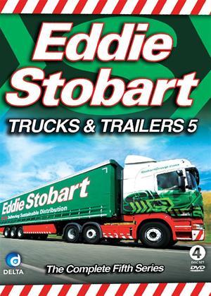 Rent Eddie Stobart: Trucks and Trailers: Series 5 Online DVD Rental