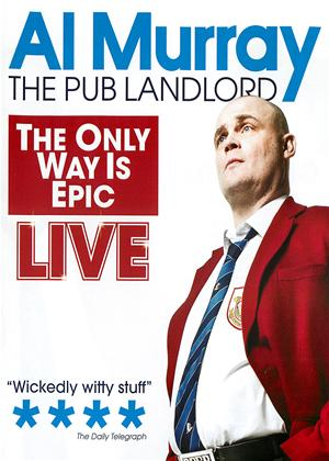 Rent Al Murray: The Only Way Is Epic Tour Online DVD Rental