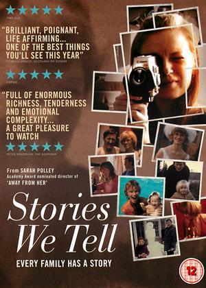 Rent Stories We Tell Online DVD & Blu-ray Rental