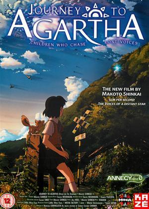 Rent Journey to Agartha (aka Hoshi o Ou Kodomo / Children Who Chase Lost Voices) Online DVD & Blu-ray Rental