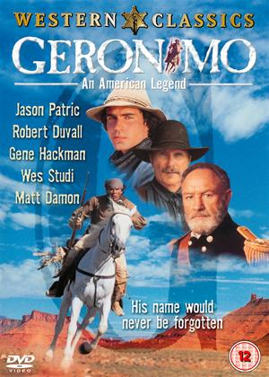 Rent Geronimo (aka Geronimo: An American Legend) Online DVD Rental