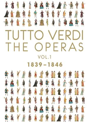 Rent Tutto Verdi: The Operas: Vol.1: 1839-1846 Online DVD Rental