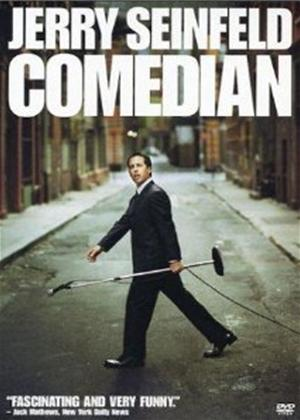 Rent Jerry Seinfeld: Comedian Online DVD Rental