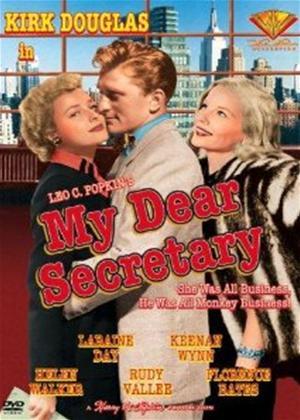 Rent My Dear Secretary Online DVD Rental