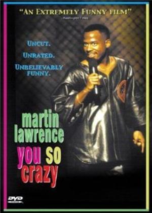 Rent You So Crazy Online DVD Rental