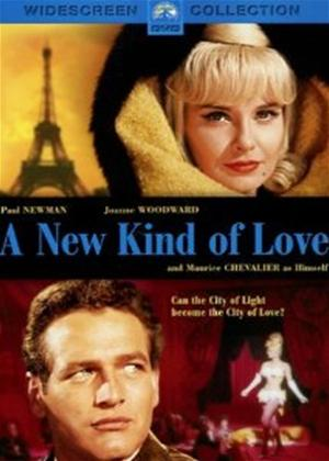 Rent A New Kind of Love Online DVD Rental