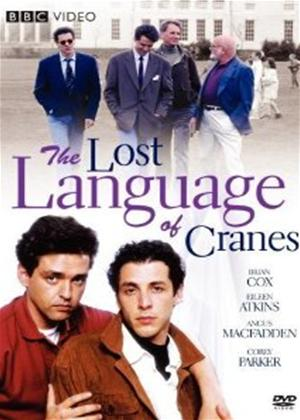 Rent The Lost Language of Cranes Online DVD & Blu-ray Rental