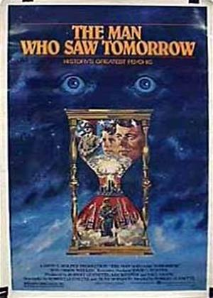 Rent The Man Who Saw Tomorrow Online DVD Rental
