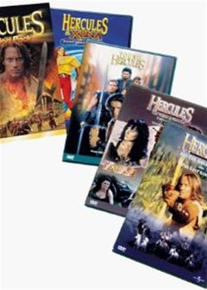 Rent Young Hercules: Series Online DVD Rental