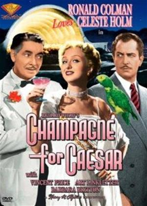 Rent Champagne for Caesar Online DVD Rental