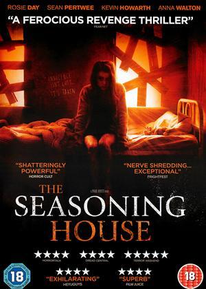 Rent The Seasoning House Online DVD Rental