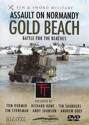 Rent Assault on Normandy: Gold Beach: Battle for the Beaches Online DVD Rental