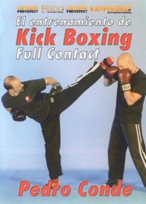 Rent Training in Kick Boxing Online DVD Rental
