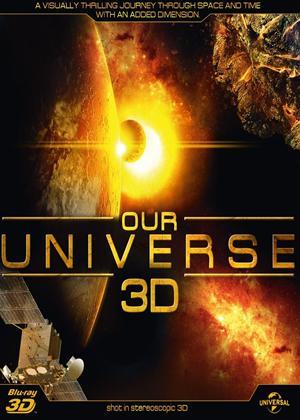 Rent Our Universe 3D Online DVD Rental