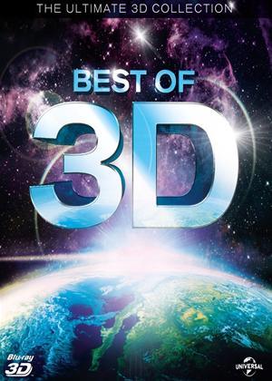 Rent Best of 3D Online DVD Rental