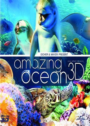 Rent Amazing Ocean 3D Online DVD Rental
