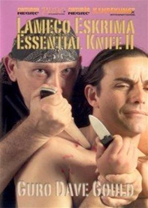 Rent Lameco Eskrima: Essential Knife: Vol.2 Online DVD Rental