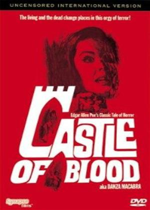 Rent Castle of Blood (aka Danza macabra) Online DVD & Blu-ray Rental