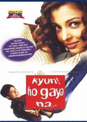 Rent Kyun! Ho Gaya Na... Online DVD Rental