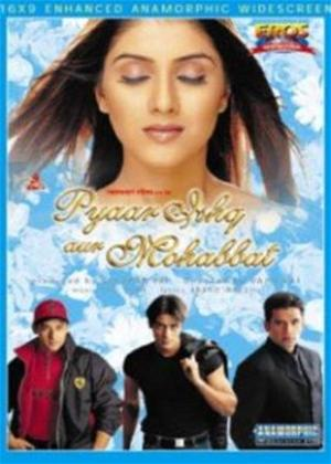 Rent Pyaar Ishq Aur Mohabbat Online DVD Rental