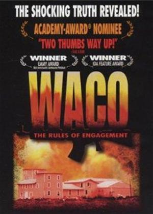 Rent Waco: The Rules of Engagement Online DVD Rental