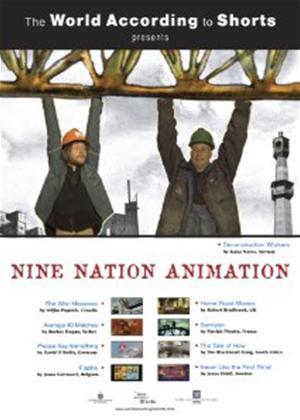 Rent Nine Nation Animation Online DVD Rental