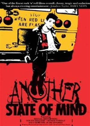 Rent Social Distortion: Another State of Mind Online DVD Rental