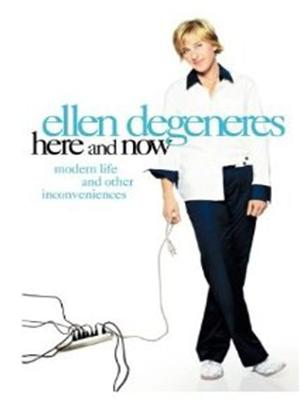 Rent Ellen DeGeneres: Here and Now Online DVD Rental