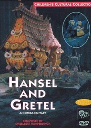 Rent Hansel and Gretel: A Fantasy Opera Online DVD Rental