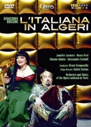 Rent Rossini: L'Italiana in Algeri Online DVD Rental