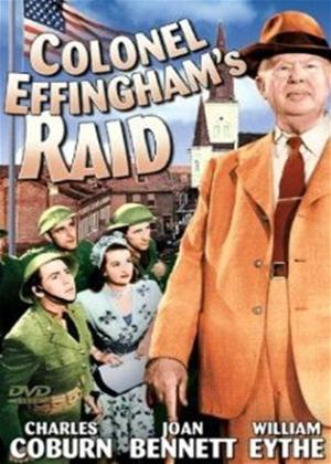 Rent Colonel Effingham's Raid Online DVD Rental