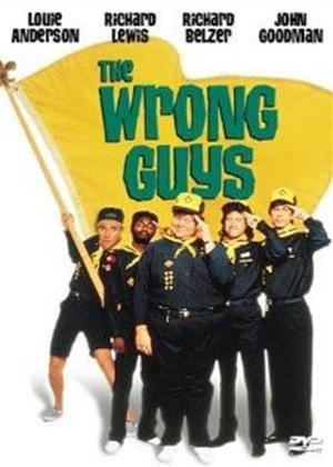 Rent The Wrong Guys Online DVD Rental
