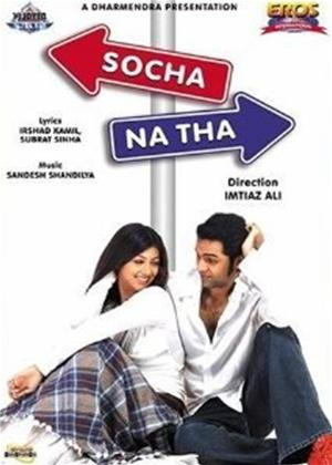 Rent Socha Na Tha Online DVD Rental