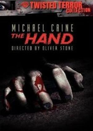 Rent The Hand Online DVD Rental