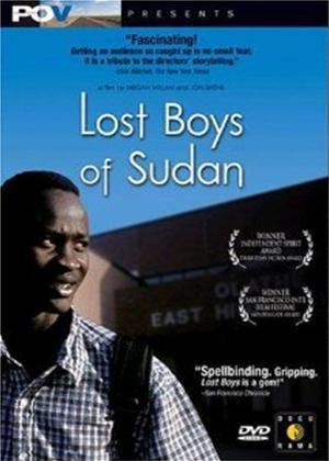 Rent Lost Boys of Sudan Online DVD Rental