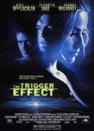an analysis of the film the trigger effect Early research on the effects of viewing violence on television — especially among children — found a desensitizing effect and an analysis in 2013 of.