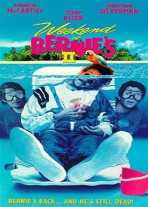 Rent Weekend at Bernie's 2 Online DVD Rental